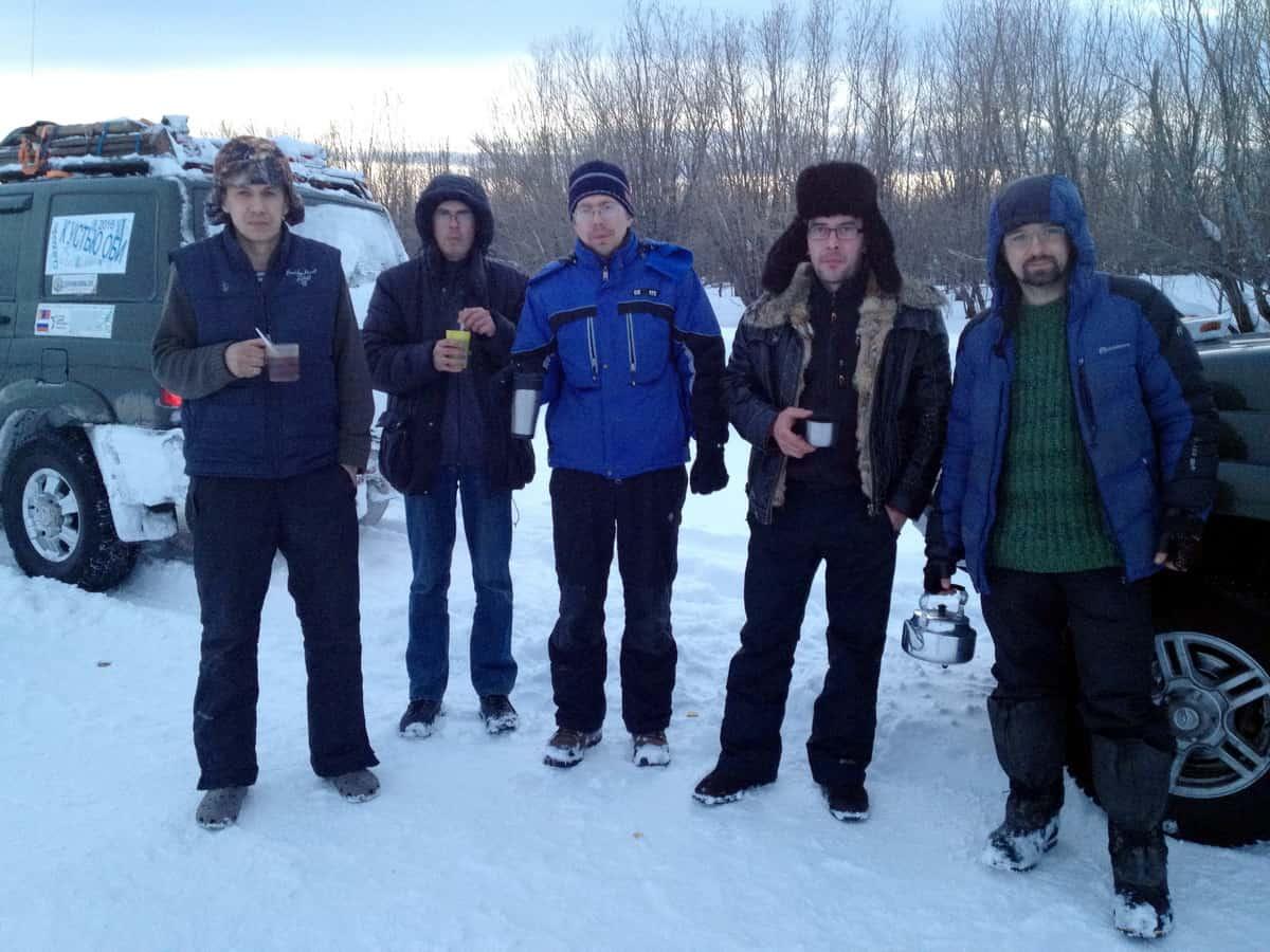 клуб УАЗ Патриот в Заполярье