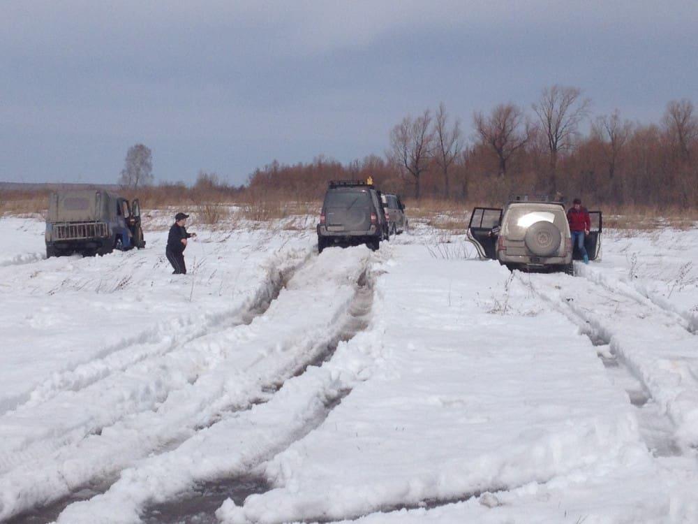 какой автомобиль лучше едет по снегу