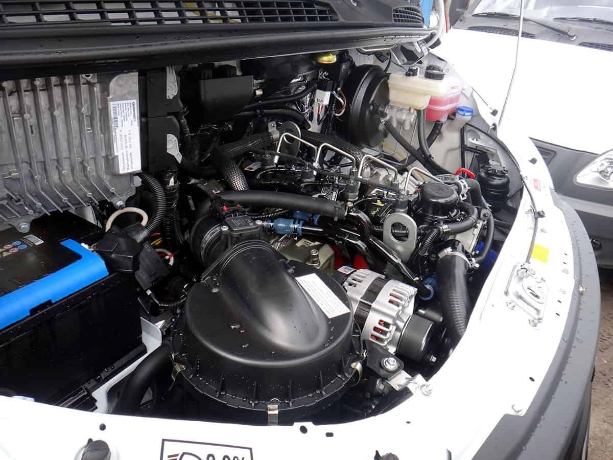 дизельный двигатель Cummins в Соболе