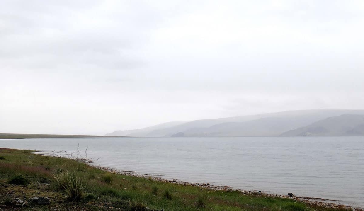 озеро Толбо нуур