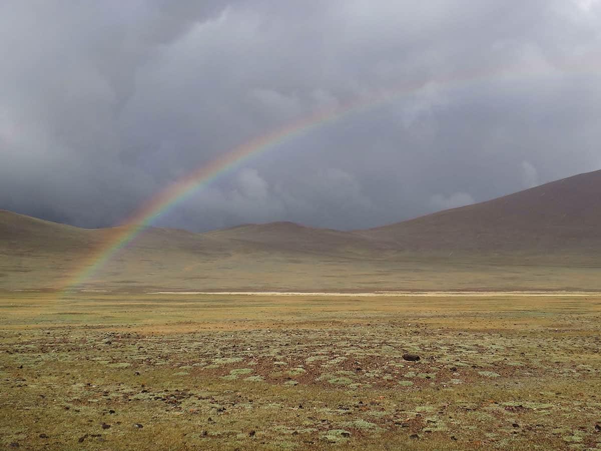 монгольская радуга