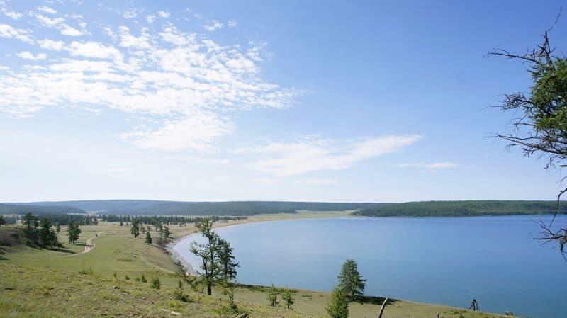 озеро Хубсугул, Hovsgol lake