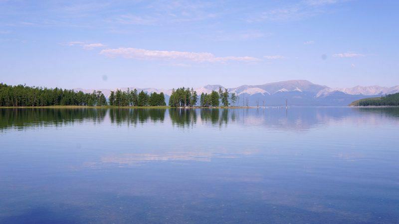 озеро Хубсугул, Hovsgol lake, Mongolia