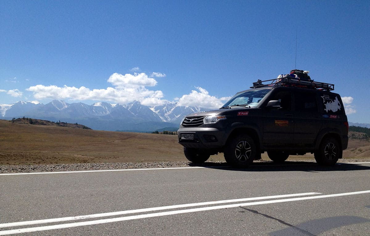 Монголия '17. # 1. Приграничное состояние