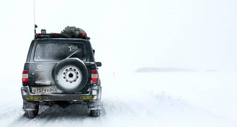 УАЗ Патриот для путешествий и экспедиций