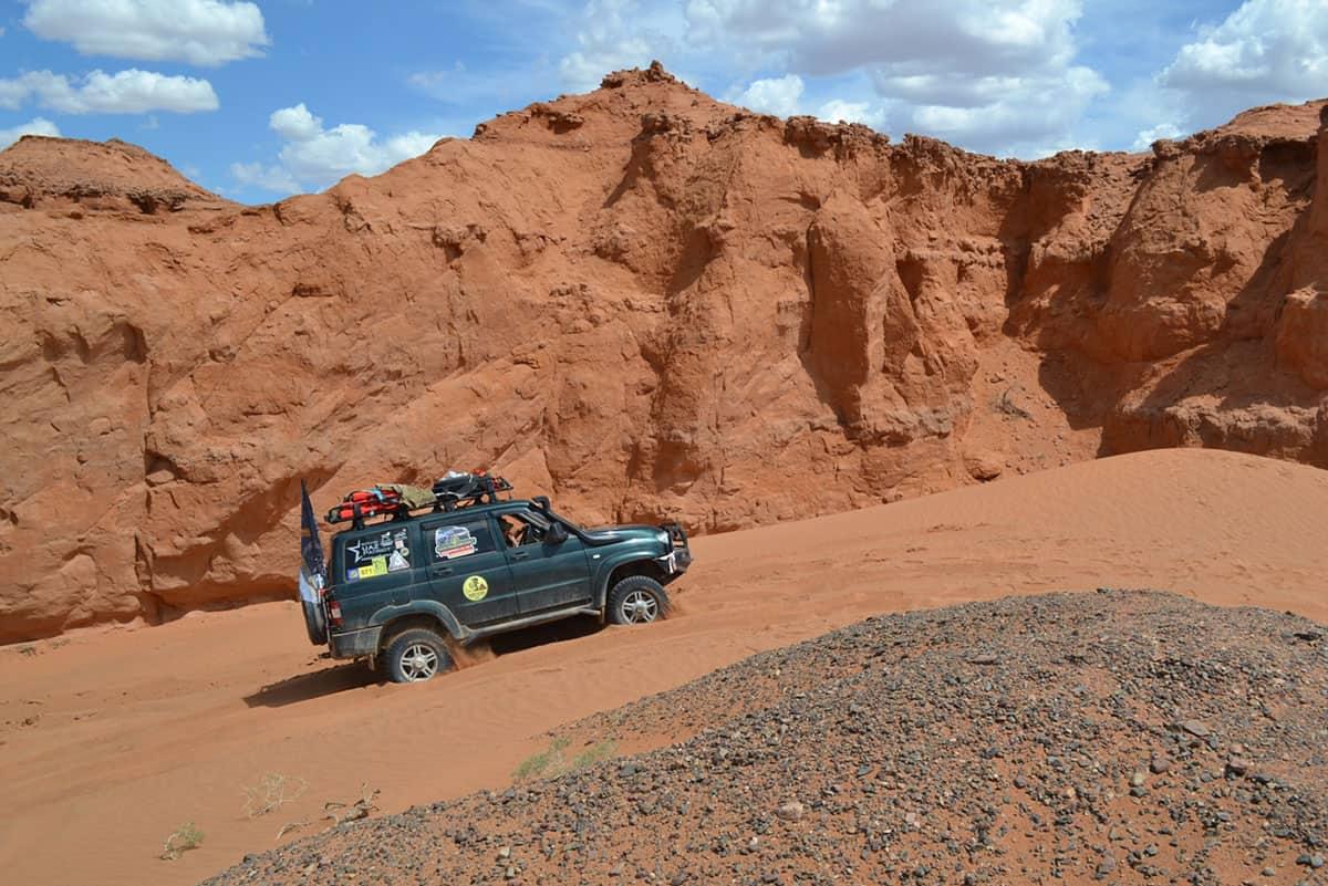каньон Хэрмеэн-Цав