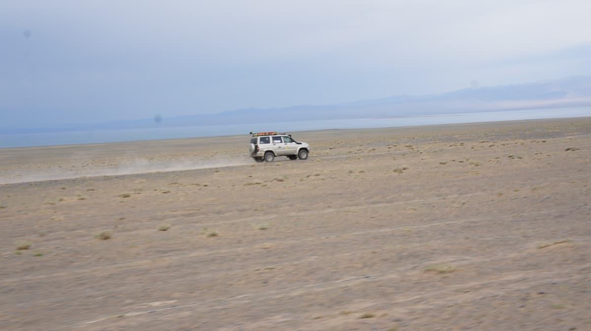 степь в Монголии