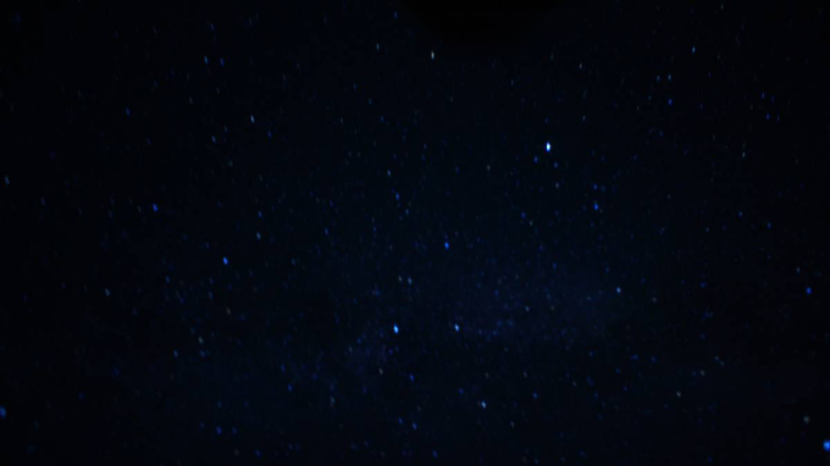 звездное небо в монгольской степи