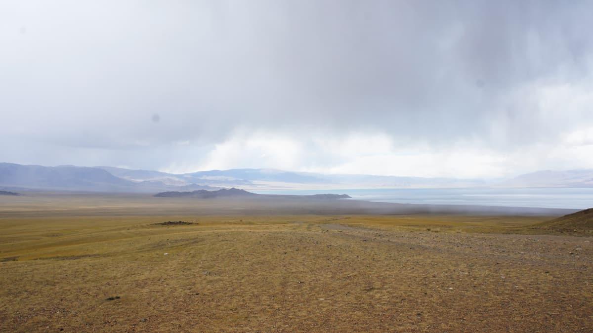 монголия, простор, пейзаж