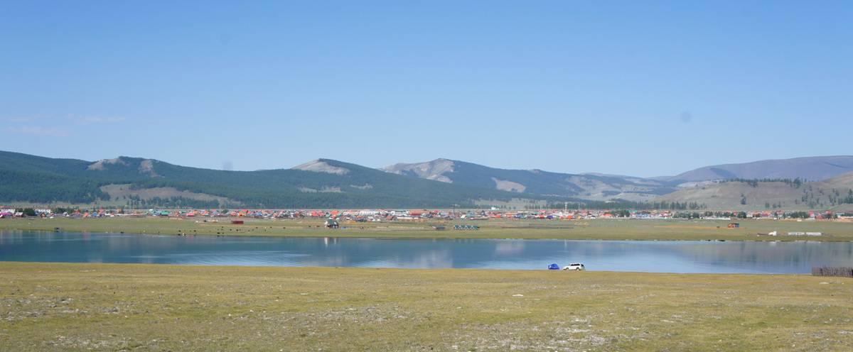 монгольский аймак