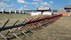 Монголия '17. # 3. В гостях у Чингисхана