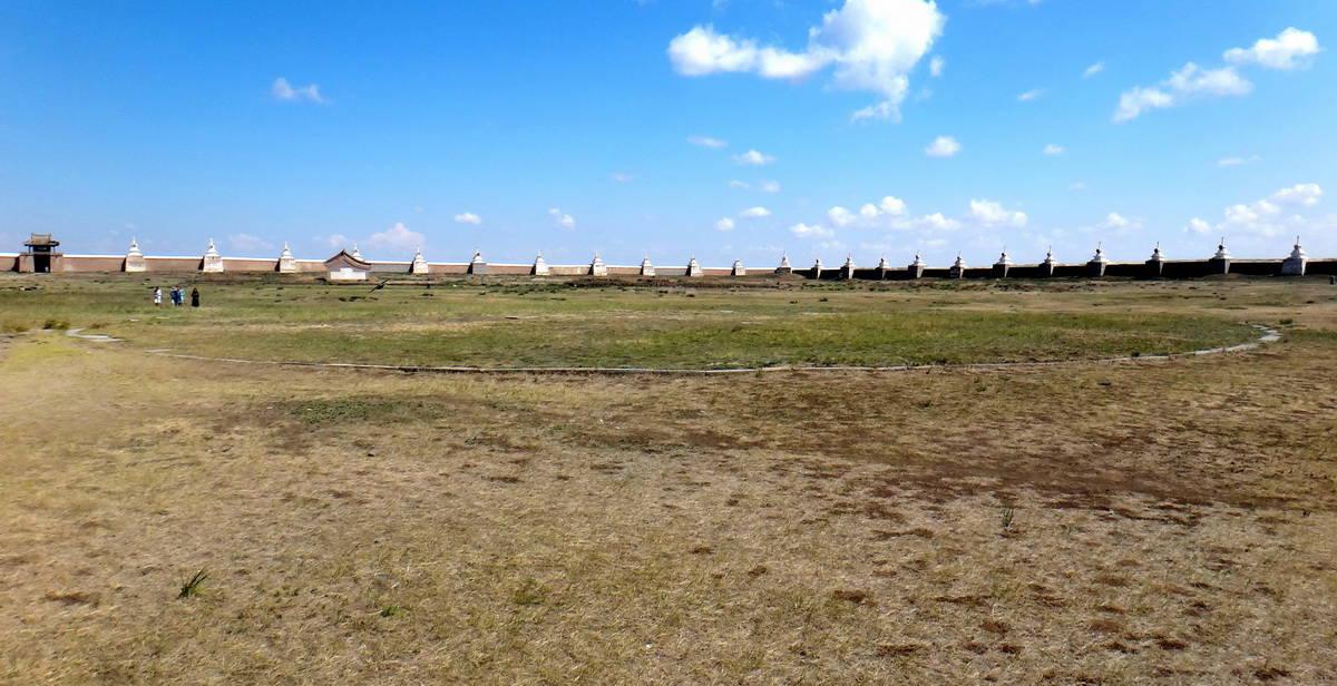 музей-храм в Каракоруме