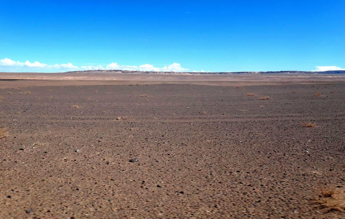 пустыня Гоби, Монголия