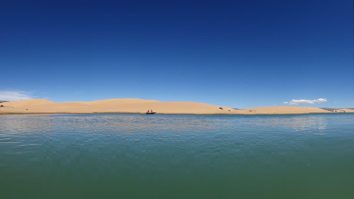 озеро Хаар-нуур