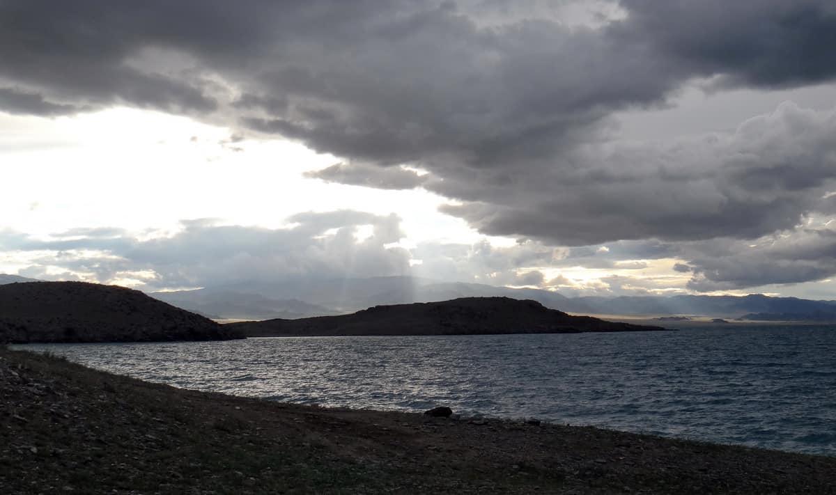 озеро Урэг