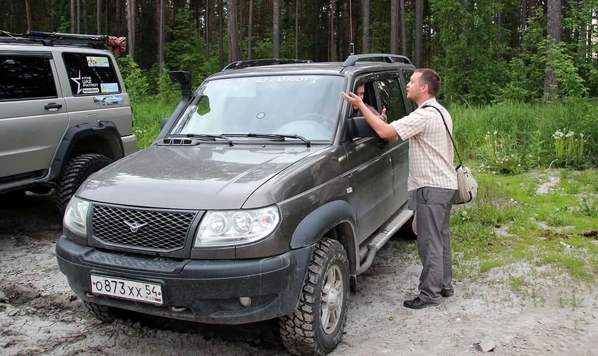 автостопом на Алтай