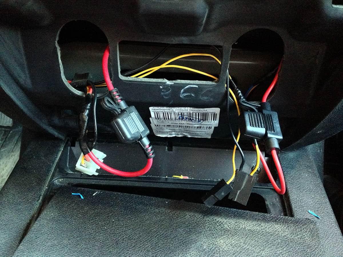 подключение gps-маячка в машине