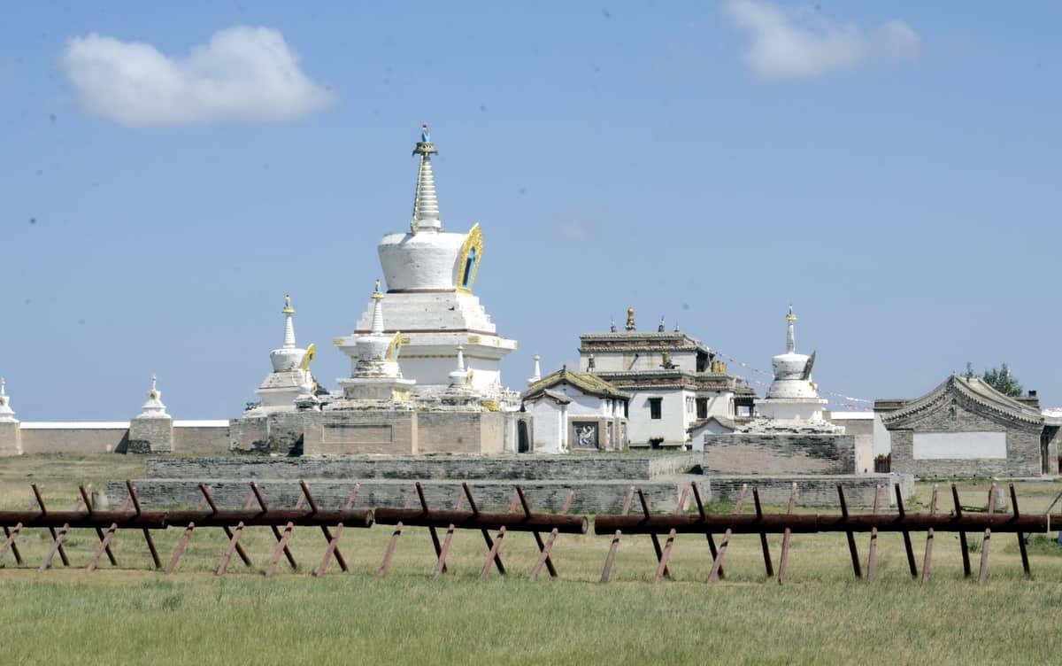 храм в Каракоруме