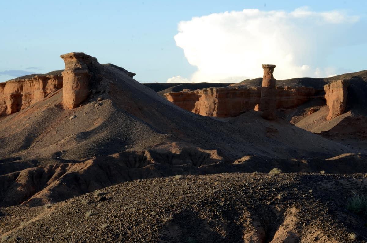 каньон Хэрмэн-Цав, Монголия