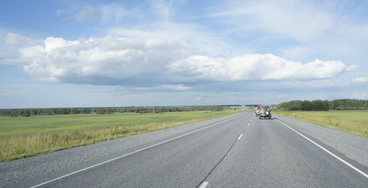 едем по маршруту Новосибирск - Байкал - Монголия