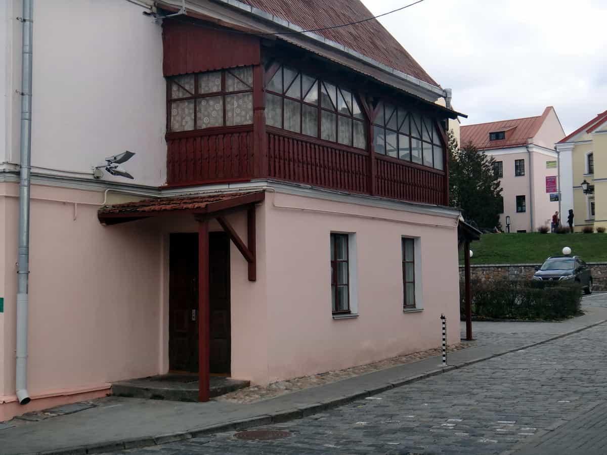 старый город, Минск