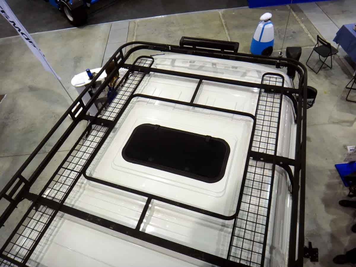 экспедиционный багажник для Соболя 4х4