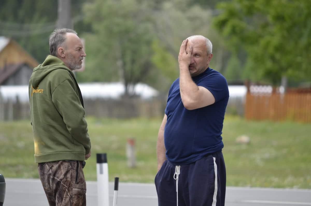 Клуб УАЗ Патриот в путешествии на Горный Алтай
