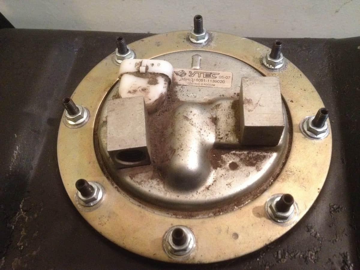 топливный модуль утес, погружной бензонасос