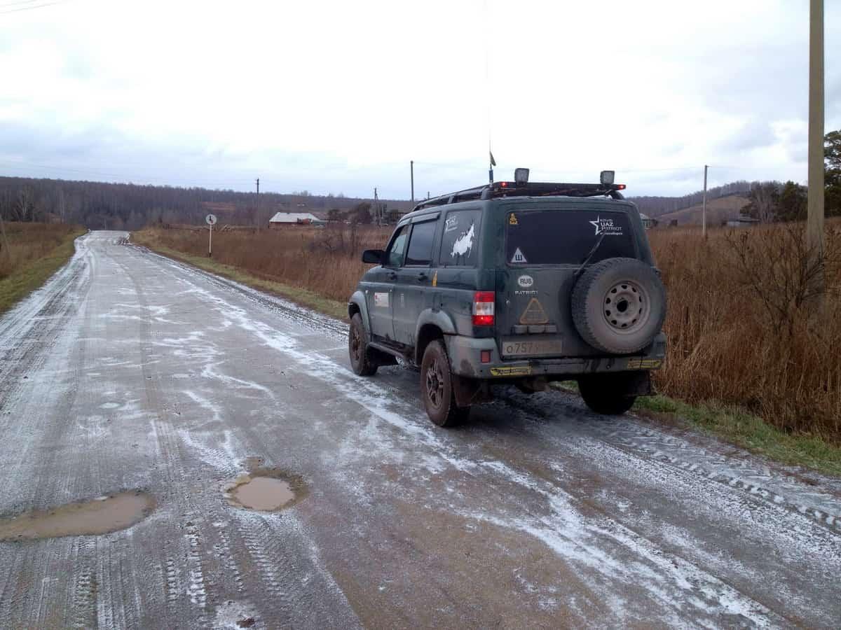 дорога на бердские скалы, Новососедово