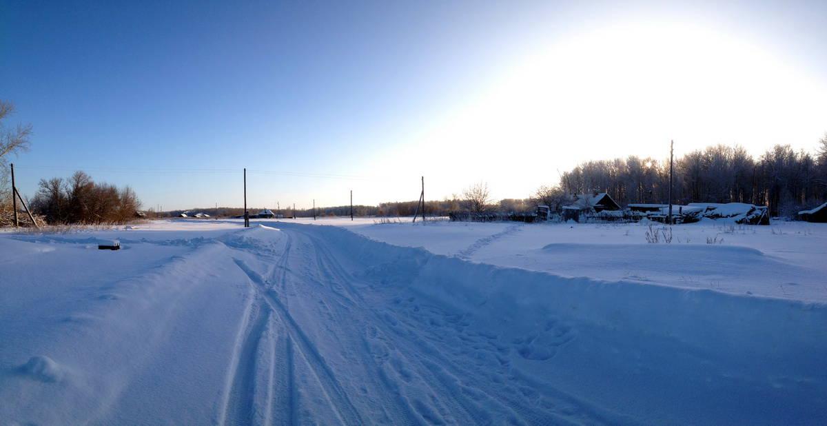 деревни Тюменской области
