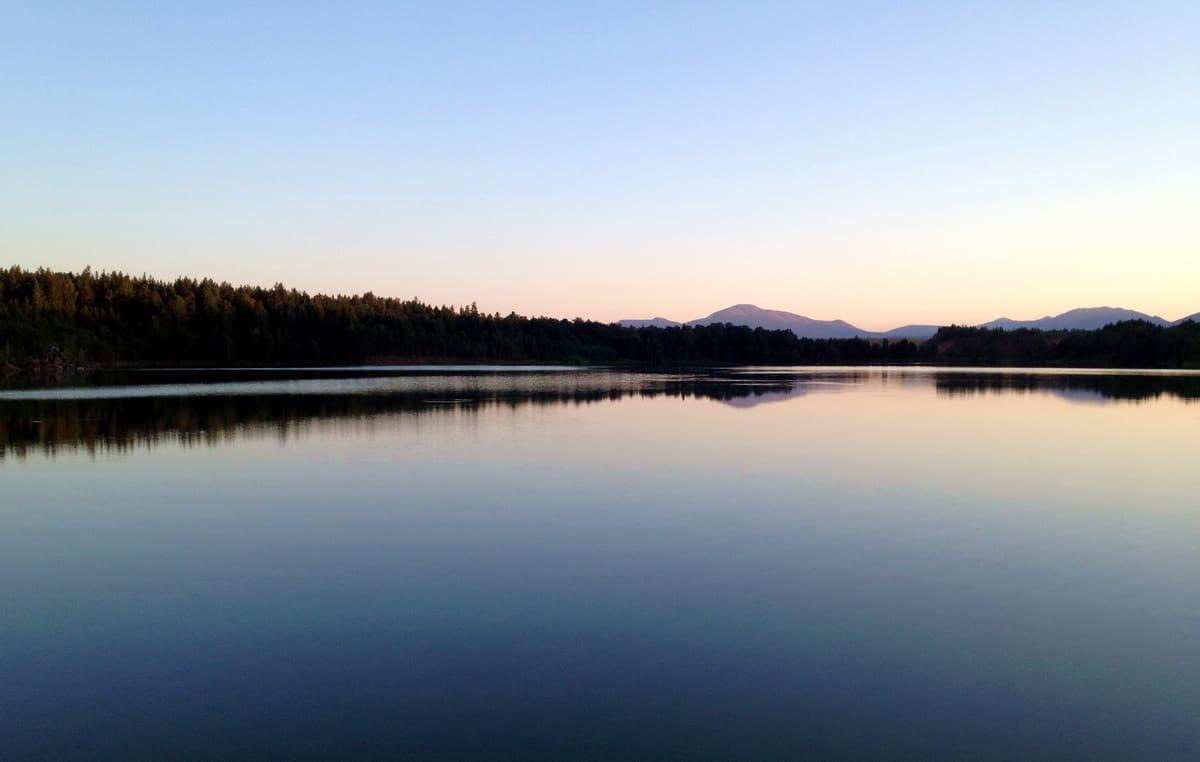 Лазурное озеро Саткинский район Челябинской области