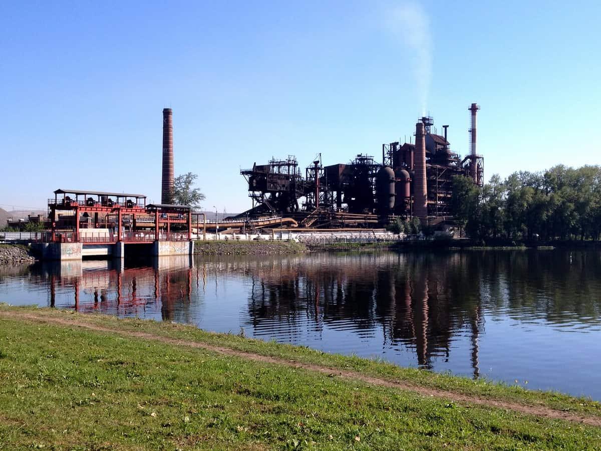 промышленность Южного Урала
