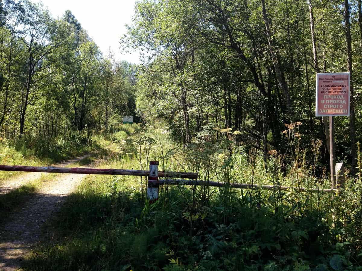 въезд в южно-уральский заповедник закрыт
