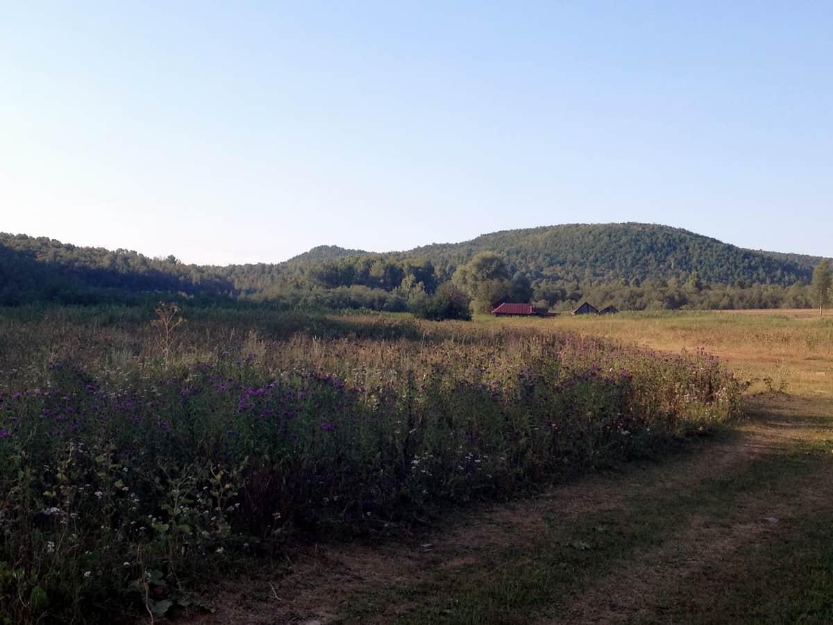 нежилая деревня Сур-Аисово