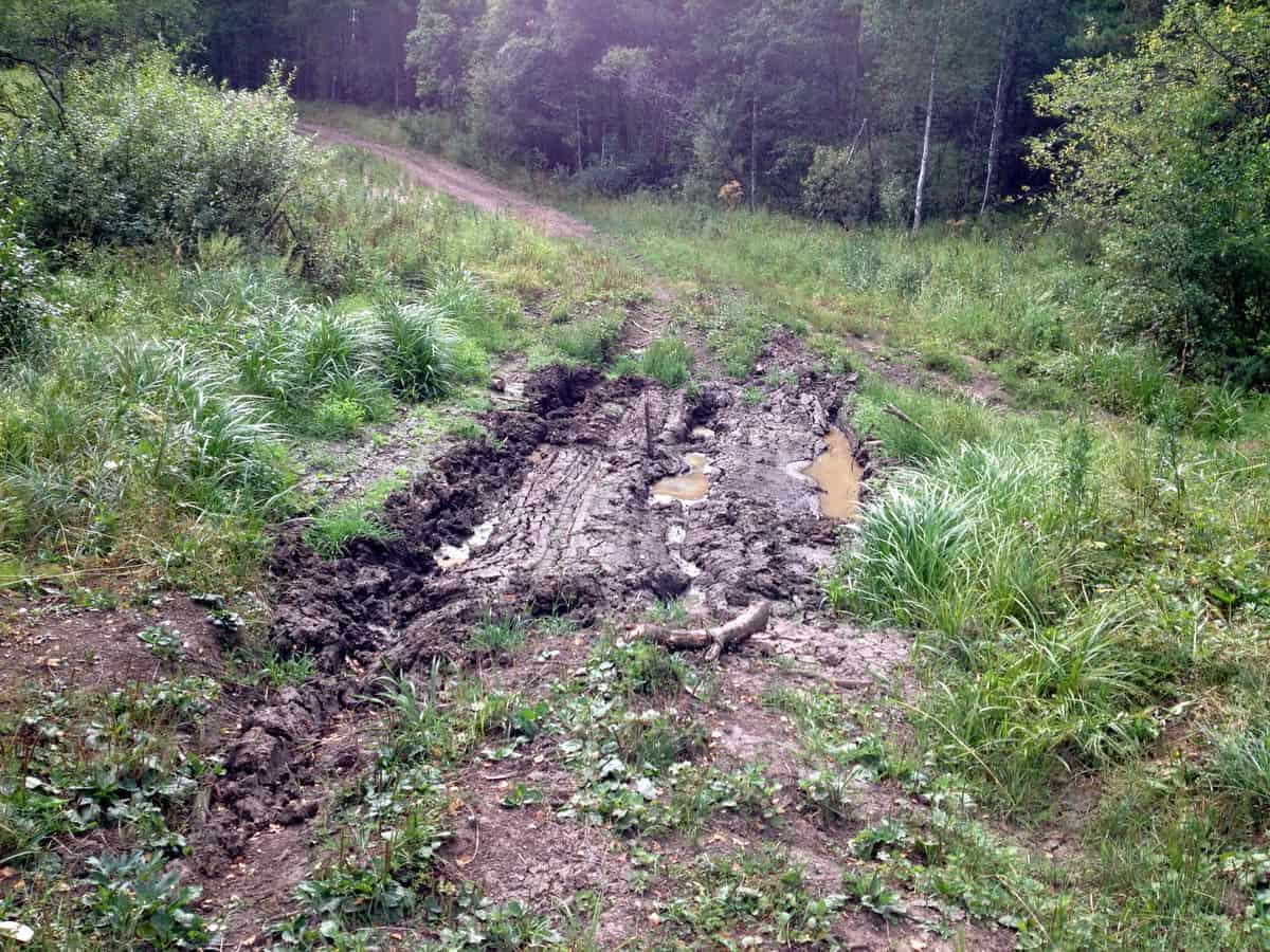 яма, где застрял путешественник Алексей Климов