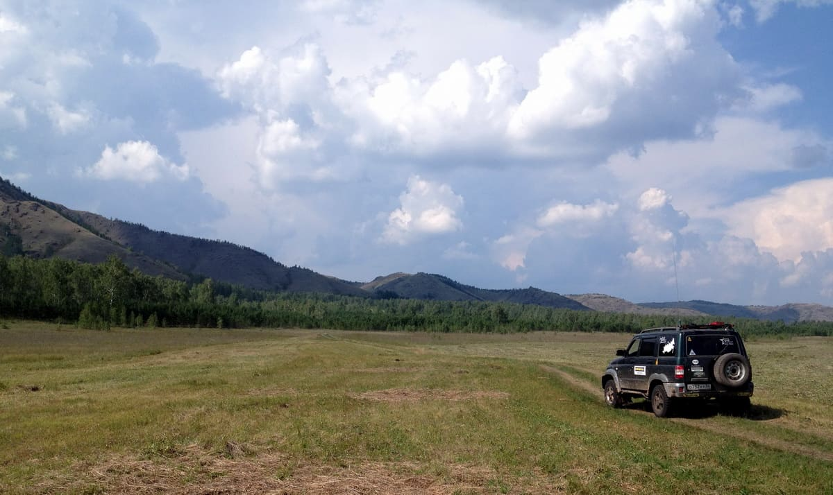 хребет Нурали, Южный Урал