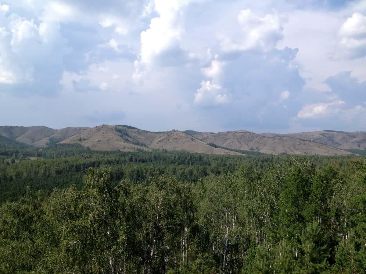 хребет Нурали