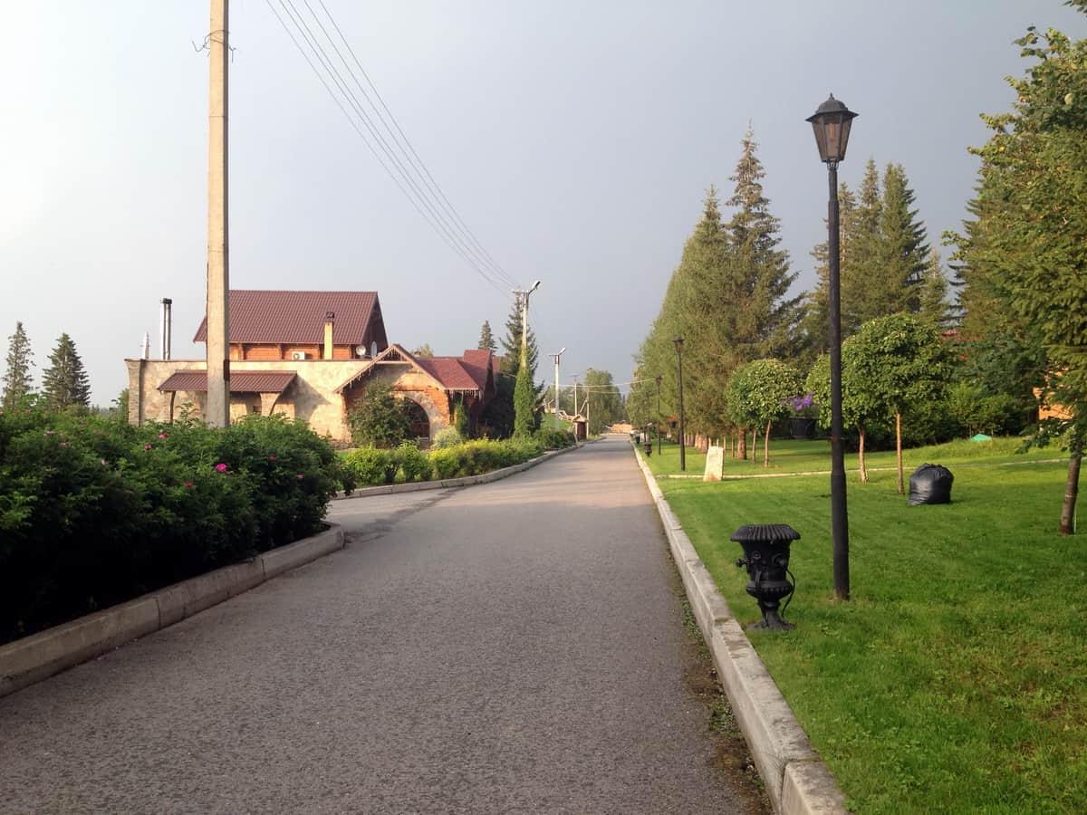 база отдыха Зюраткуль