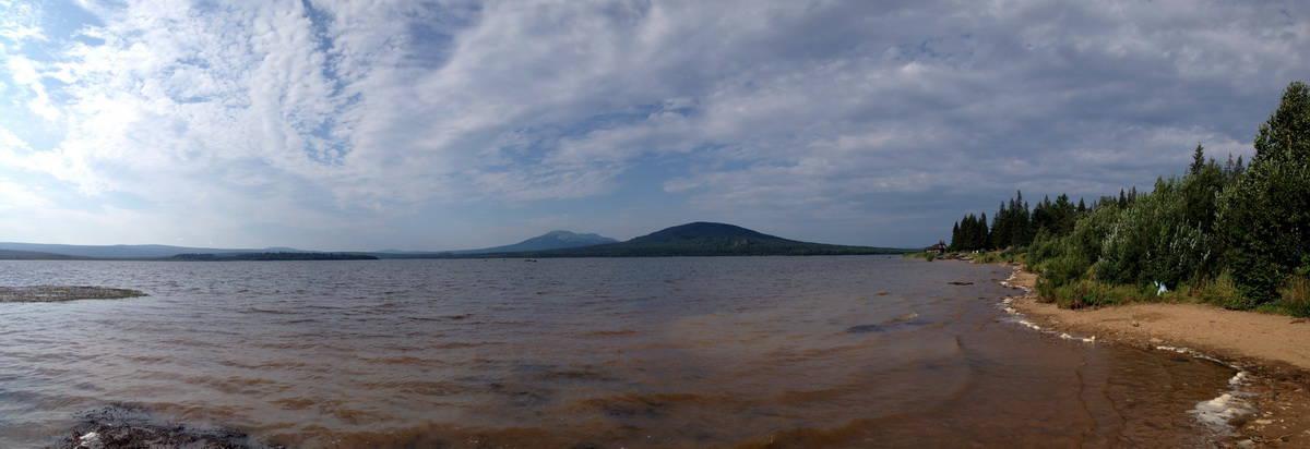 Зюраткуль, самое высокогорное озеро Южного Урала