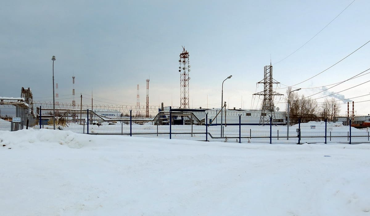нефтяное месторождение, Томская область