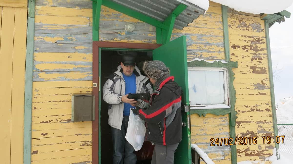 Клуб УАЗ Патриот в Лабытнанги