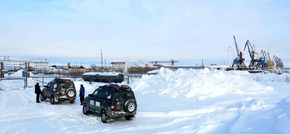 газовая заправка (АГЗС) в Лабытнанги