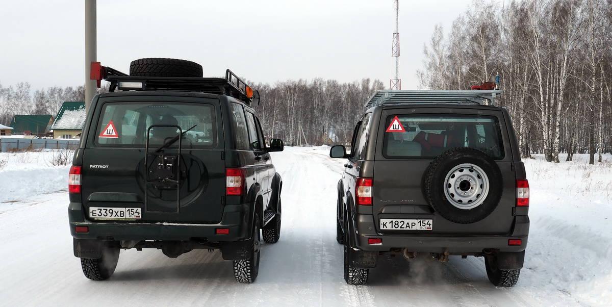 экспедиционный багажник и экспедиционная платформа