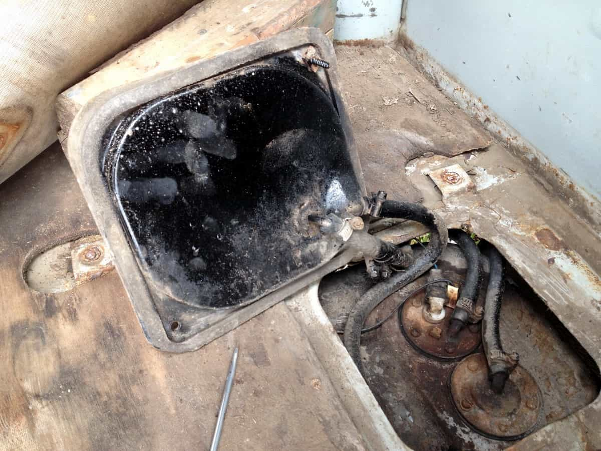 топливный сепаратор