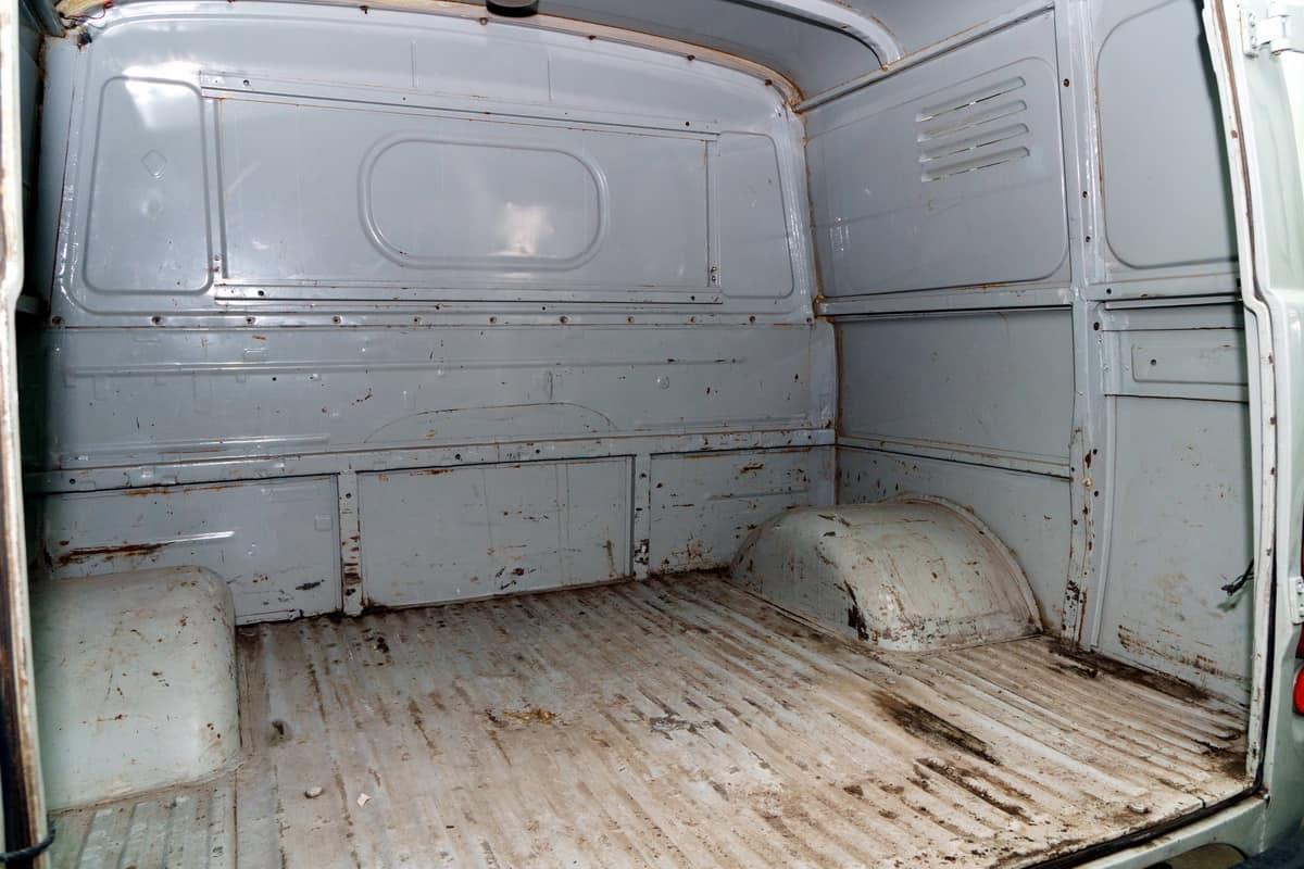 уаз комби, буханка с багажным отсеком