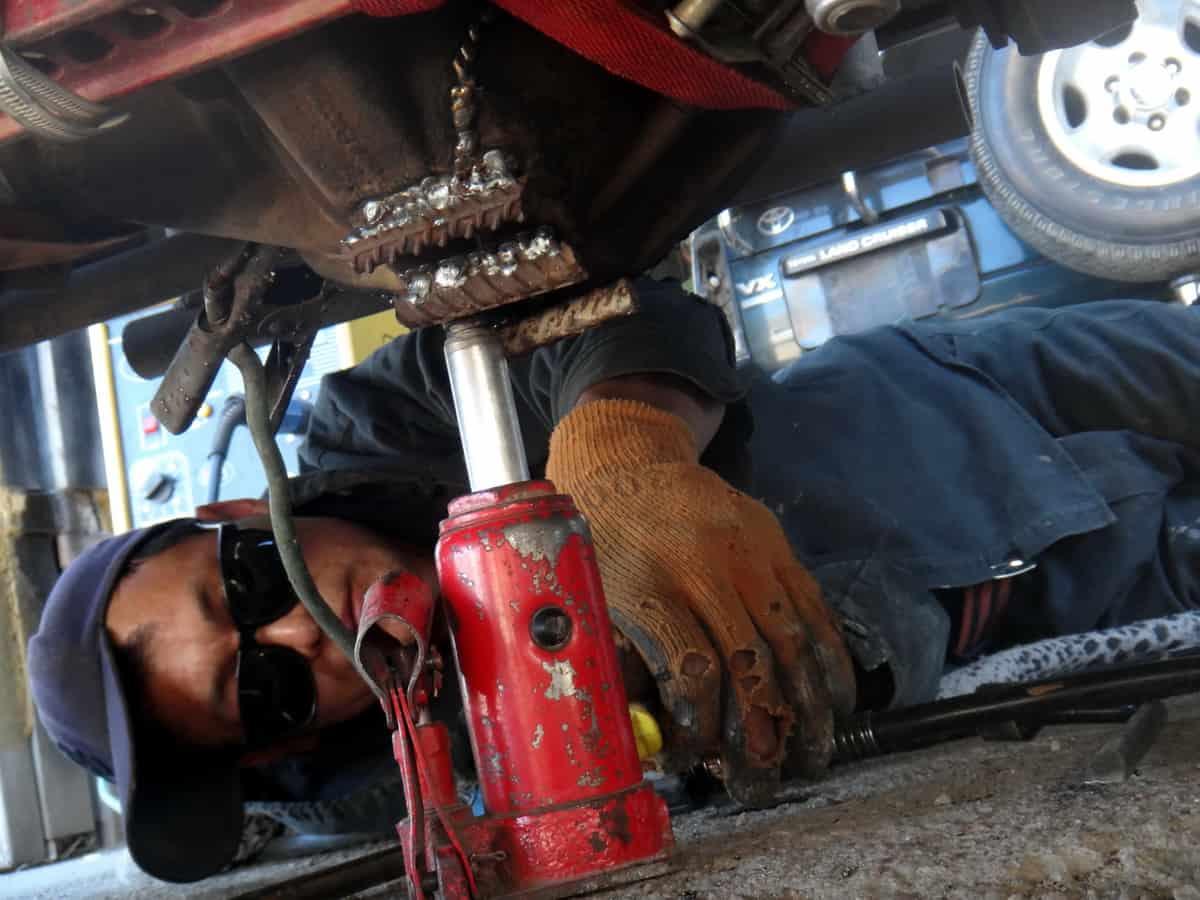 ремонт в Монголии