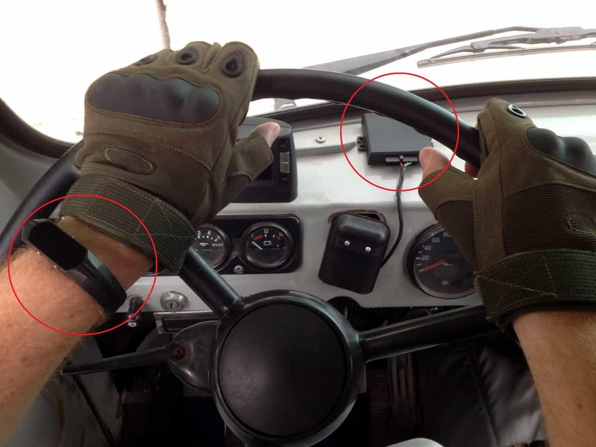 противосонные часы NoZzer и GPS-трекер