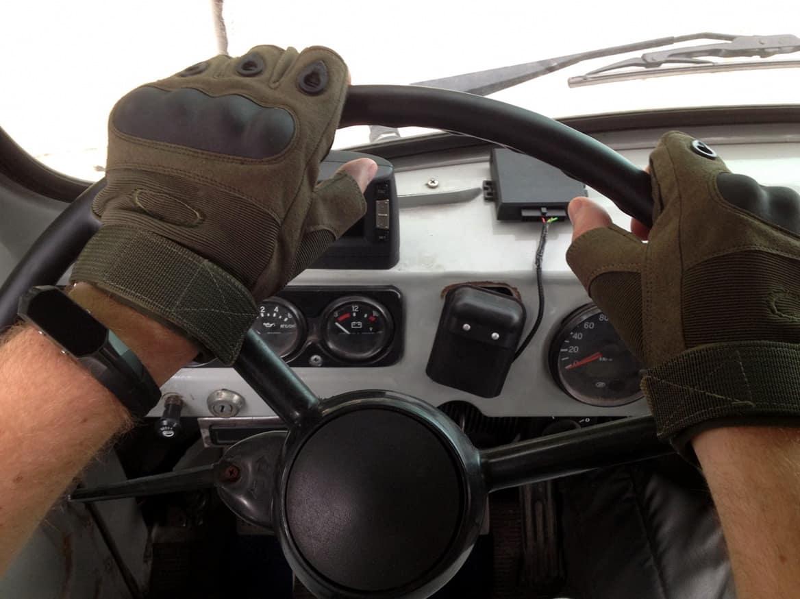 тактические перчатки для водителя
