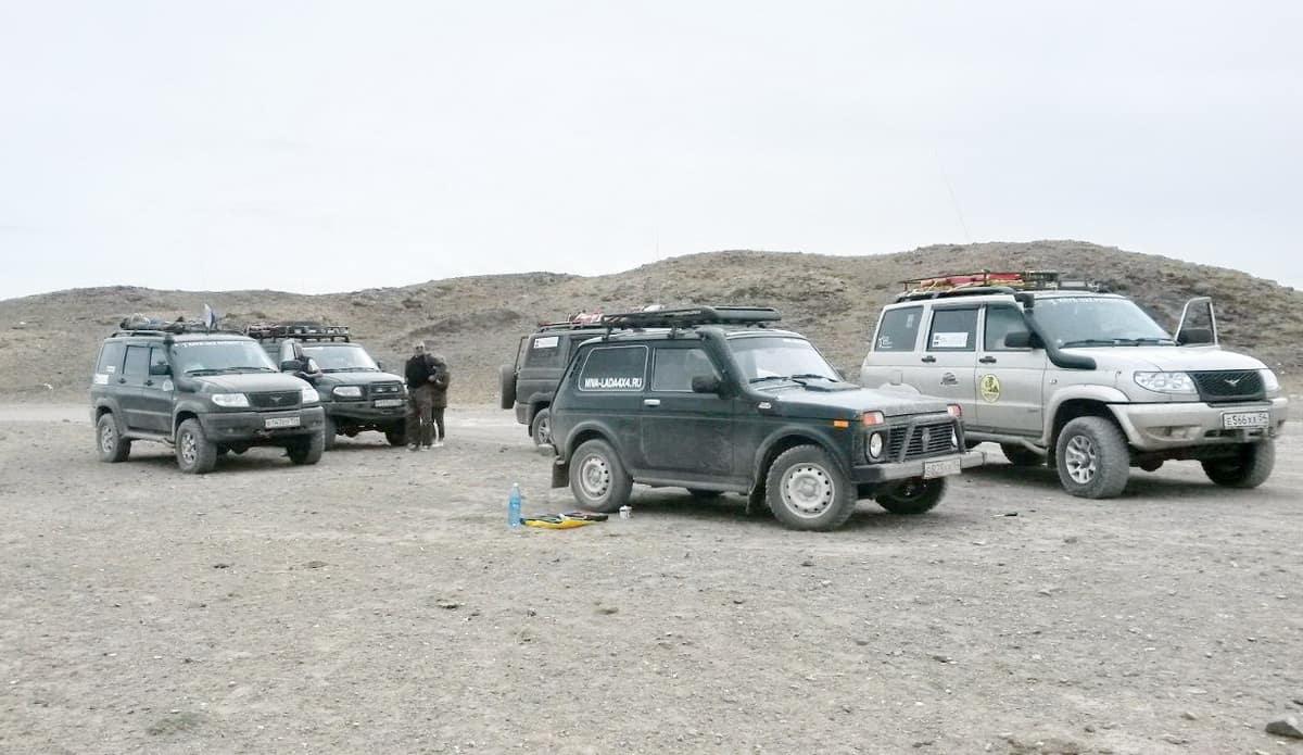 путешественники из новосибирска в монголии