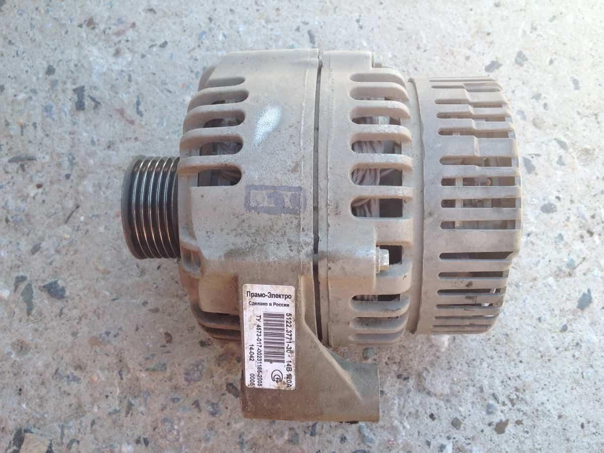 генератор Прамо для УАЗ Патриот